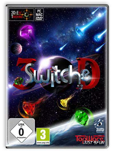 3SwitcheD PC Full Descargar Español ISO 2012 Reloaded