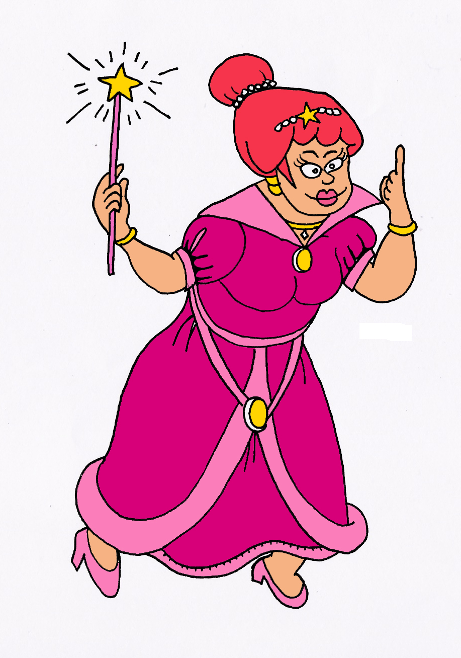 business osbornes fairy godmother - HD 917×1308