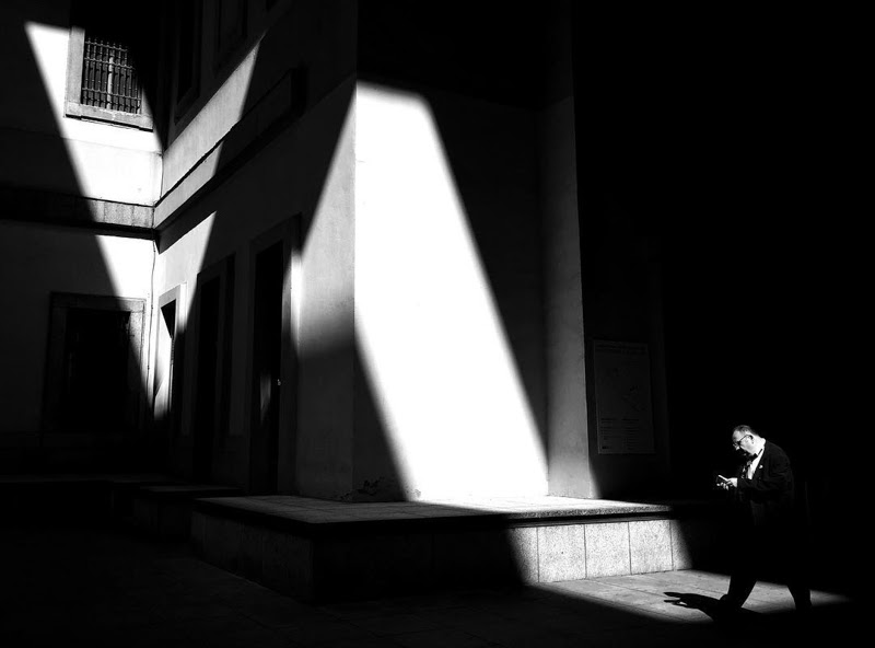 Light and Shadow with José Luis Barcia Fernandez from Madrid, Spain.