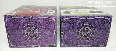 Saint Cloth Myth EX Balrog Lune Complete Set