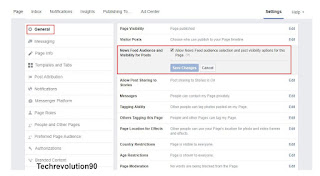 Cara Mengaktifkan News Feed Targeting Facebook Page