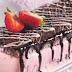 Resep Membuat Ice Cream Cake Coklat Strawberry Lembut - Enak Lezat
