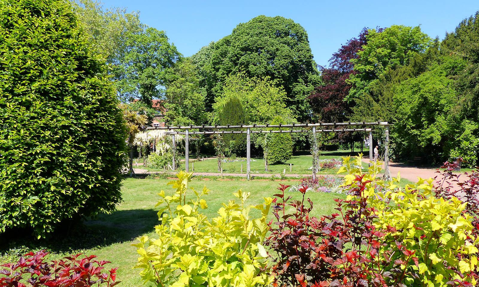 Tourcoing - Parcs et Jardins