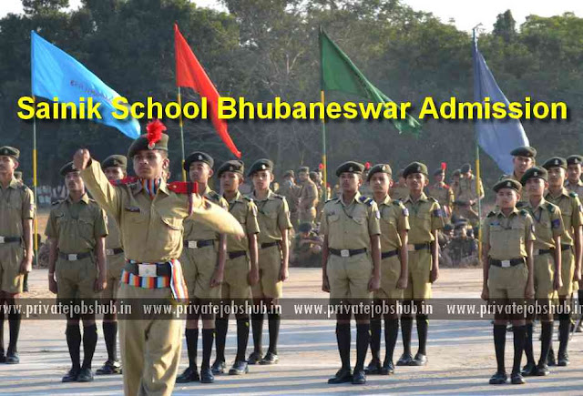 Sainik School Bhubaneswar Admission