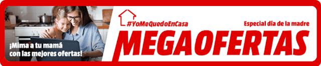 Top 5 Mega Ofertas, Especial Día de la Madre de Media Markt