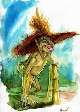 la leyenda del duende colombiano