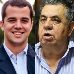 Chefão do PMDB no RJ promete 'proteger' filho de Sergio Cabral