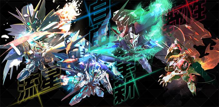 "Focus su ""SD Gundam G Generation Cross Rays"""