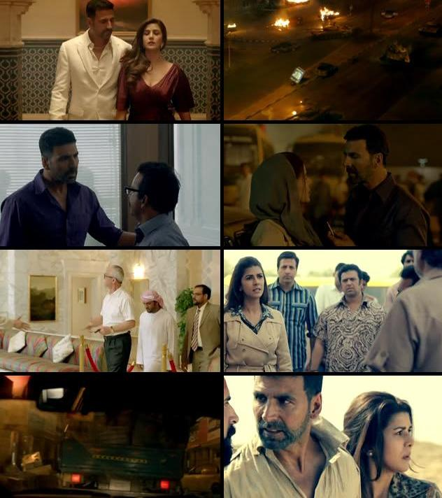 Airlift 2016 Hindi 480p DVDRip