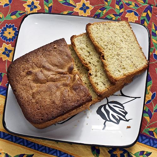 Promotional Pound Cake Flyers