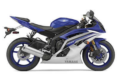 2016 Yamaha YZF-R6 right side wallpapers