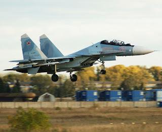 Sukhoi Su-30SM para o Irã?