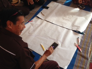 Transparansi Pengelolaan Dana Desa, Sekelumit Cerita dari Desa Watulimo