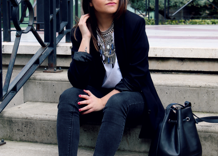 zapatos plata zara blogger moda leon