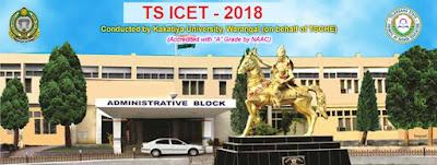 Manabadi TS ICET Results 2018