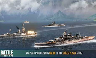 Battle of Warships Apk Mod Data for Android