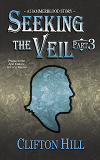 Seeking the Veil, Part 3 Book Cover