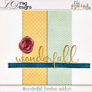 Creative Team for LDrag Designs -   Wonderfall and Coordinating Freebie