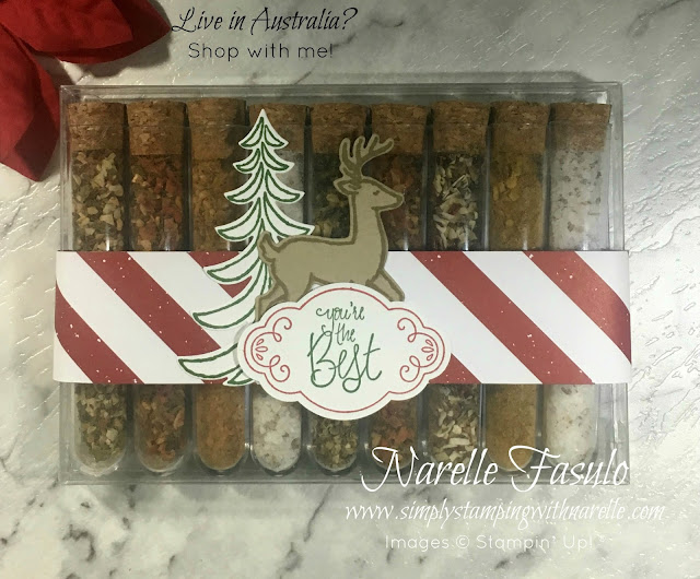 Treat Tubes and Acetate Card Boxes are a perfect match for that special gift - Simply Stamping with Narelle - Shop here for all the supplies you need for all your gift giving packaging - https://www3.stampinup.com/ecweb/default.aspx?dbwsdemoid=4008228