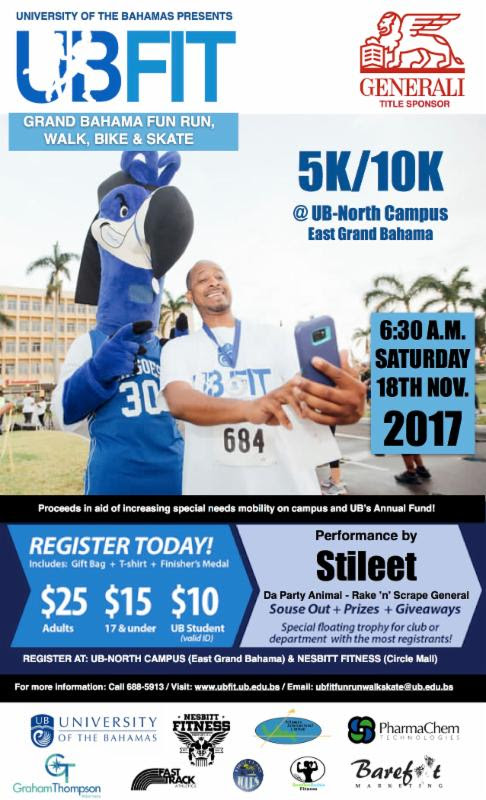 Native Stew :: Bahamas News: Get Fit with UB Fit Northern