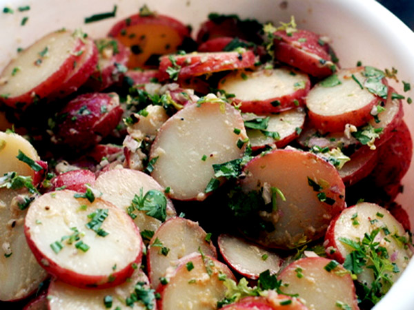 Perfect Red Potato Salad