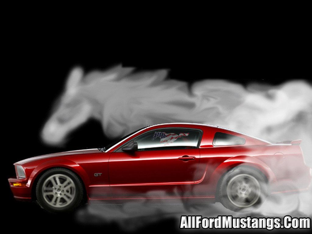 Ford Mustang Logo Desktop Wallpaper Cool Car Wallpaper