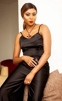 Stephanie Coker speaks out against Buhari's comments about Aisha Buhari 'belonging to his kitchen'