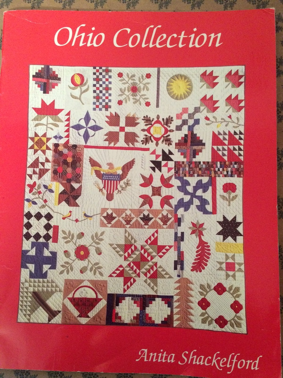 Humble Quilts: Ohio's Miami Valley Sampler Quilt- Made in Oregon : miami valley quilt guild - Adamdwight.com