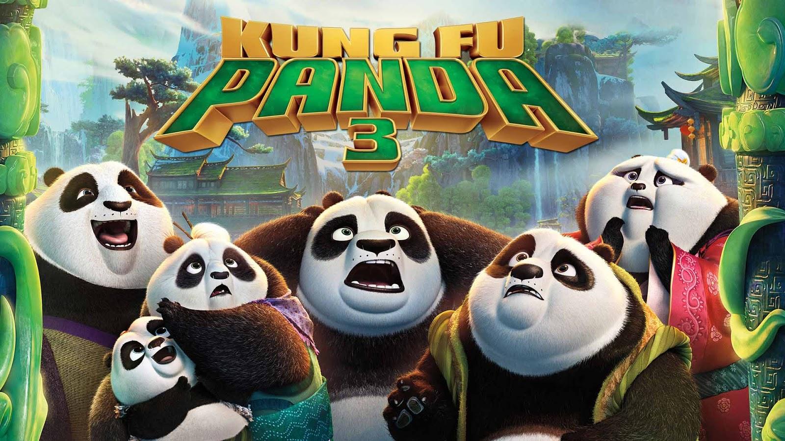 kung fu panda 3 2016 hdrip | ar1nine mhd