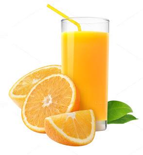 orange juice health benefits