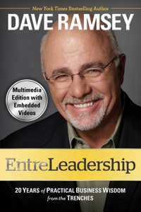 "Cover shot of the book ""EntreLeadership"" by Dave Ramsey"