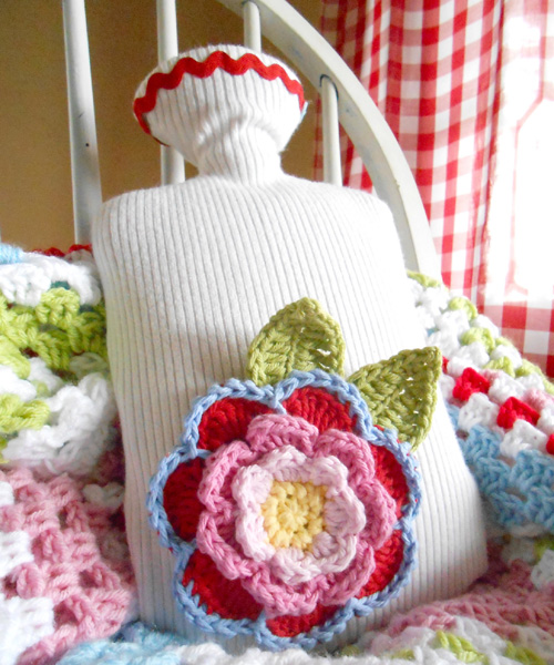 Triple Layer Flower - Free Pattern