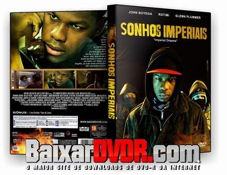 Sonhos Imperiais (2017) DVD-R Autorado