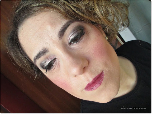 Maquillaje luminoso low cost con Sleek y Jordana