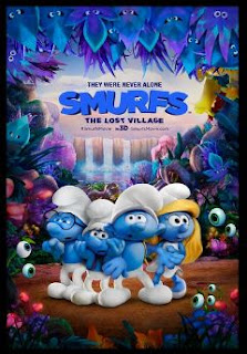 smurfs the lost village cover