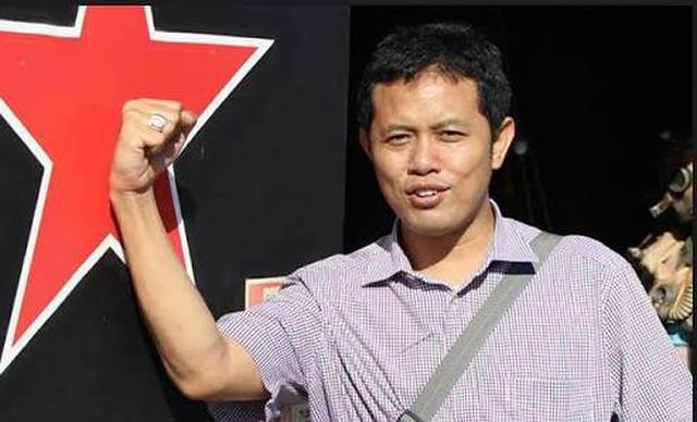 Ketua Presidium MRI, Yudi Syamhudi : Tegaskan Ingin Melawan Rezim Jokowi Pro Cina.