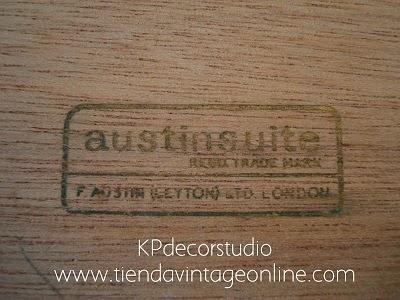 Muebles y aparadores marca inglesa austinsuite