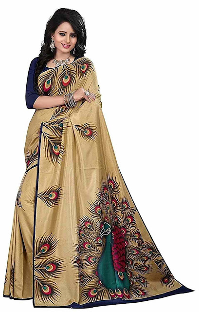 Georgette sarees below 700 rupees