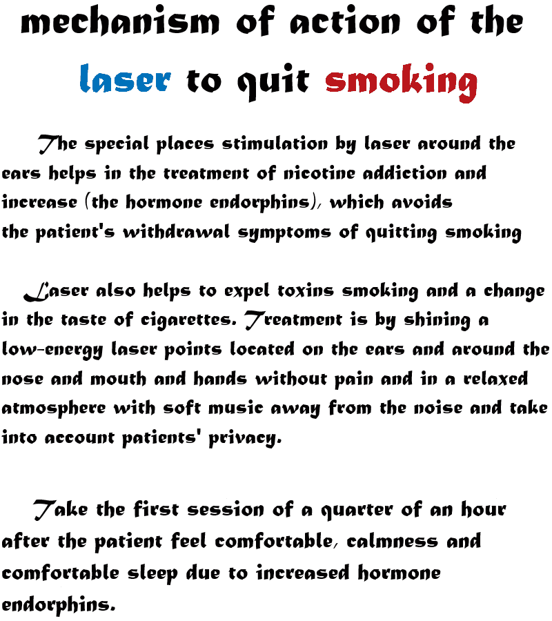 Thesis statement about quitting smoking