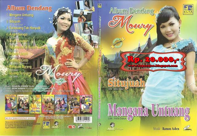 Moury GN - Mangana Untuang (Album Dendang)