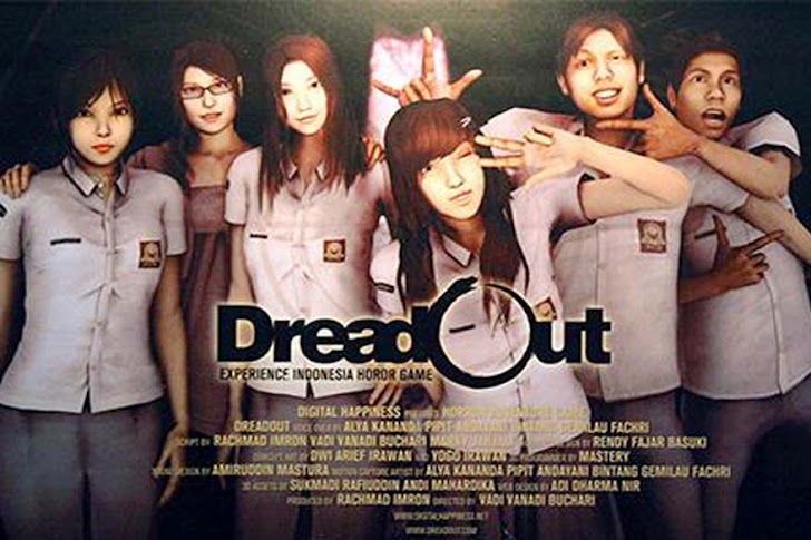 Download Game DreadOut Demo Version - Game Horror Indonesia