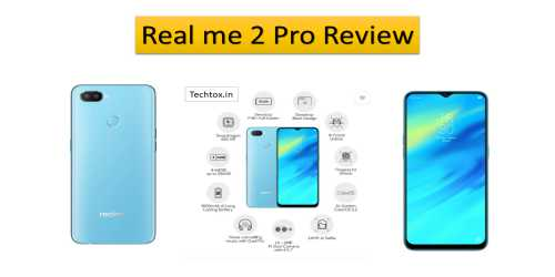 Real me 2 pro Review