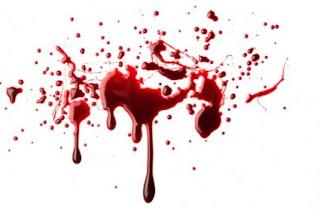 Resultado de imagem para sangue no chao