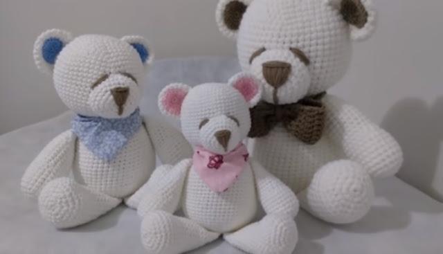 Carla Meira - YouTube | Amigurumi de animais de crochê, Bichinhos ... | 367x640