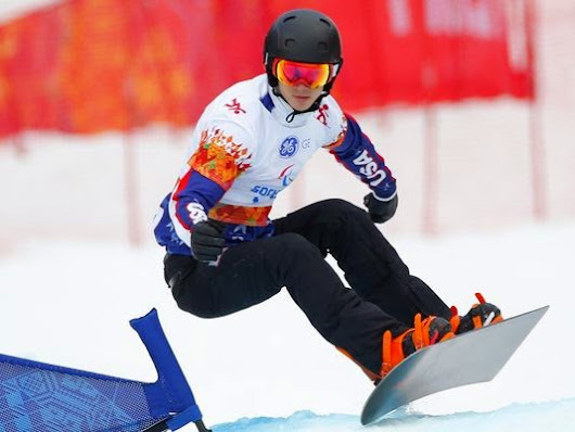 Amy Purdy and Evan Strong Both Medal at the Paralympics in Sochi