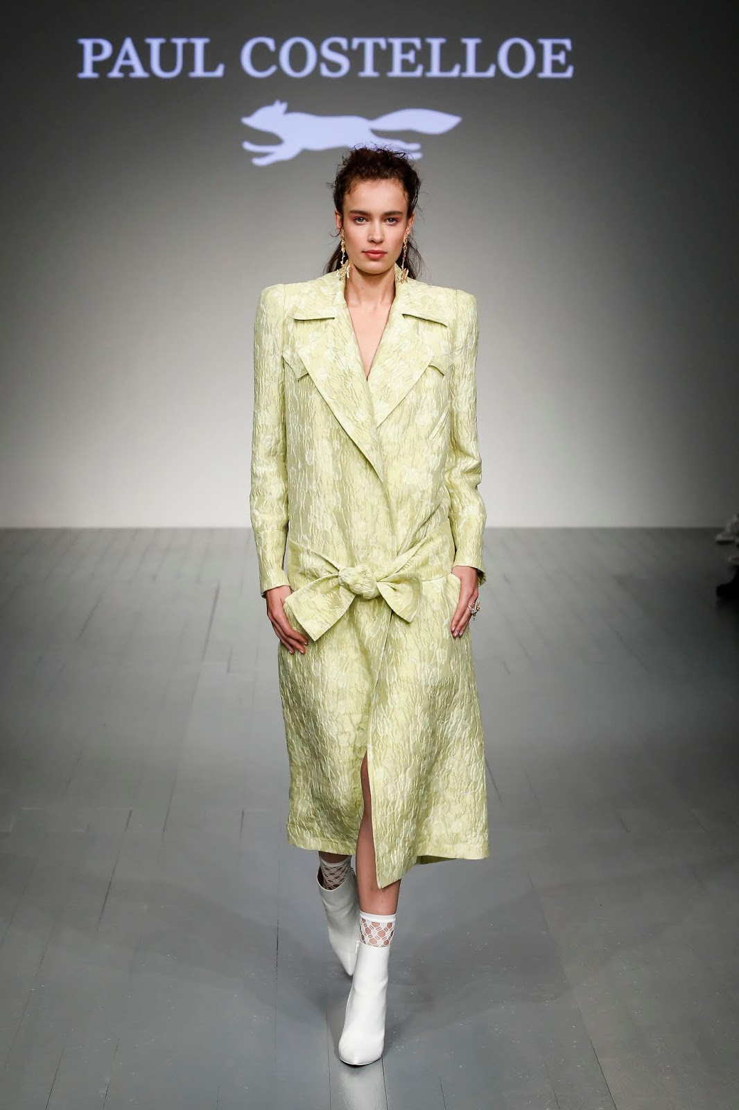 422a283b102 frumpy to funky: Paul Costelloe SS19 at London Fashion Week