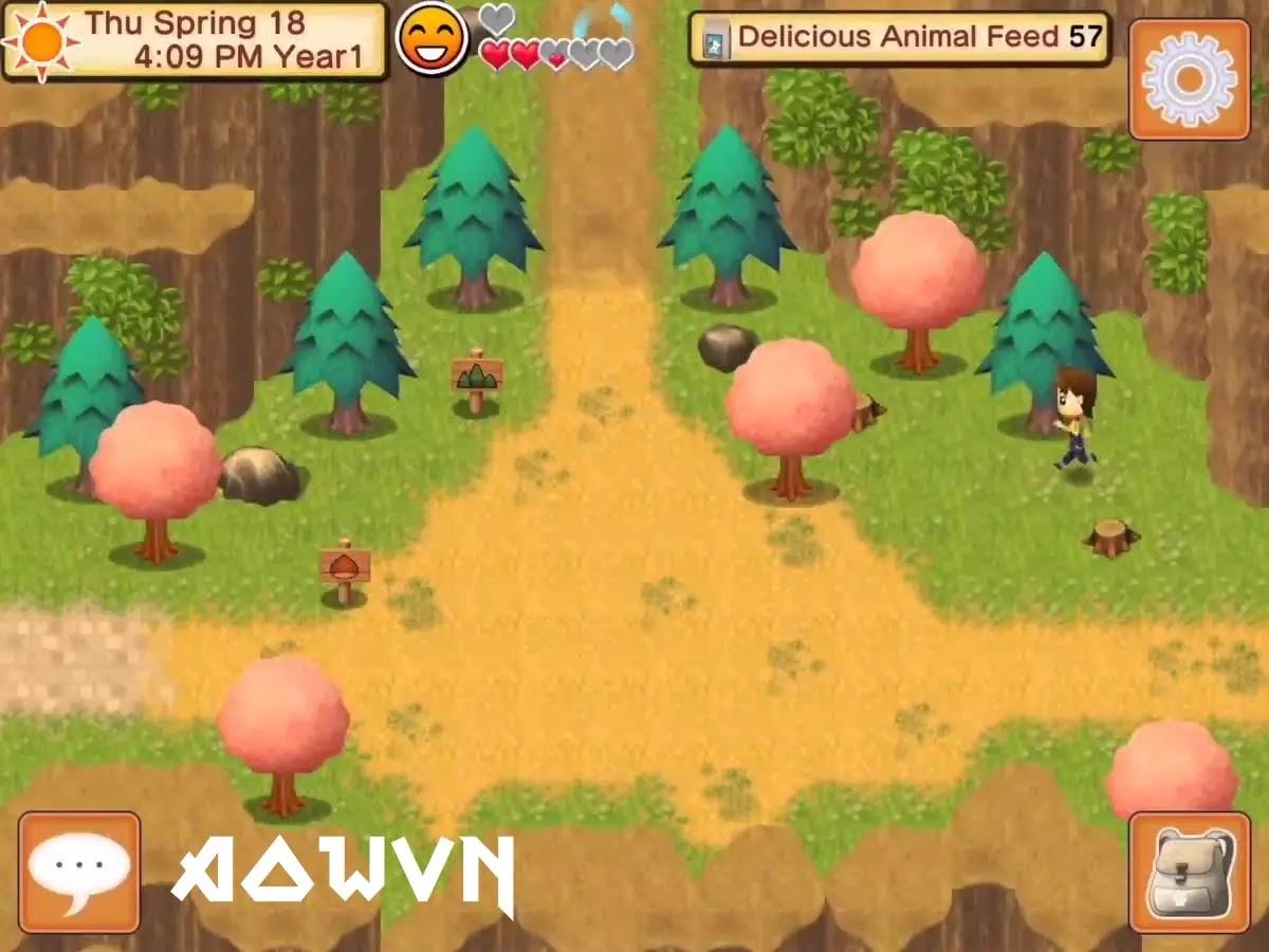 AowVN.org m%2B%25287%2529 - [ Offline ] Harvest Moon: Seeds of Memories | Huyền thoại game nông trại đã có trên Android & IOS