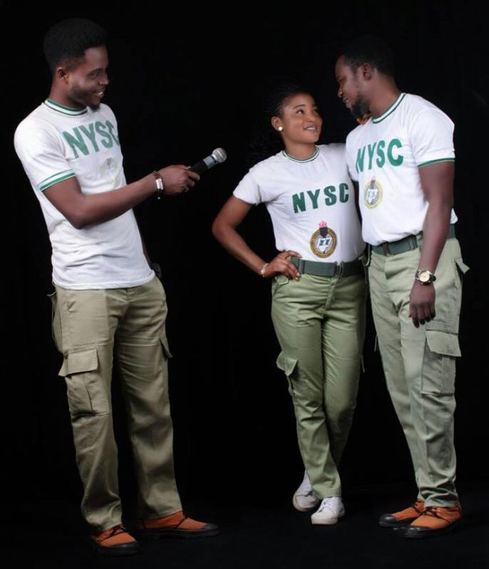 Adorable pre-wedding photos of two corpers who met at NYSC orientation camp