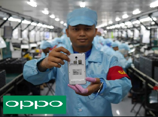 Loker PT. Sbb Oppo Manufacturing Indonesia Tangerang