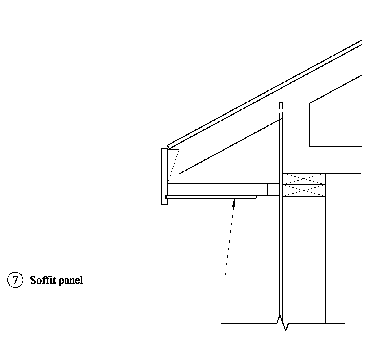Constructing Eaves Sequencing House Design Manual